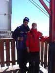 Macháčci na Pic Blanc